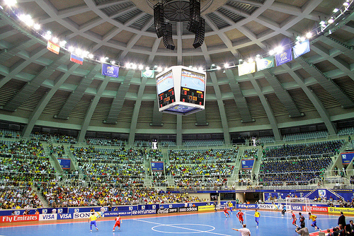 FIFA Futsal World Cup Enters Round of 16